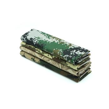 全棉工装印花面料 迷彩面料